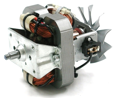 We repair almost any small appliance or electric motor